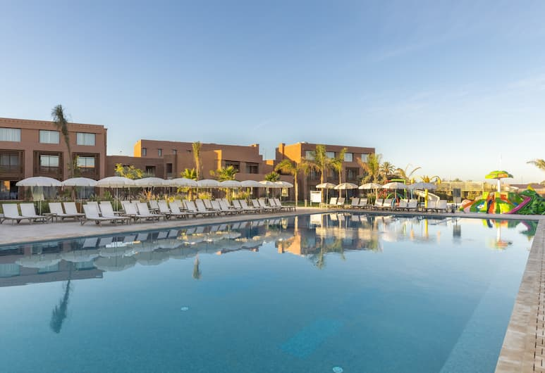 Be Live Experience Marrakech Palmeraie - All Inclusive, Marrakech, Basen odkryty