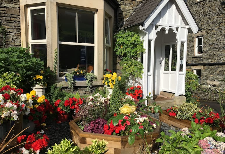 May Cottage B&B, Windermere, Hotellfasad