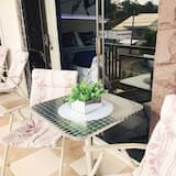 Ekskluzīvs studijas tipa luksusa numurs, skats uz jūru - Balkons