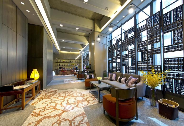 Wanchai 88 Hotel, Hong Kong, Lobby Sitting Area