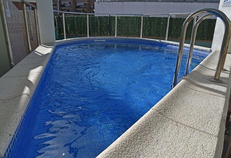 Apartamentos AR Dosjoimi, Lloret de Mar, Bazén na streche