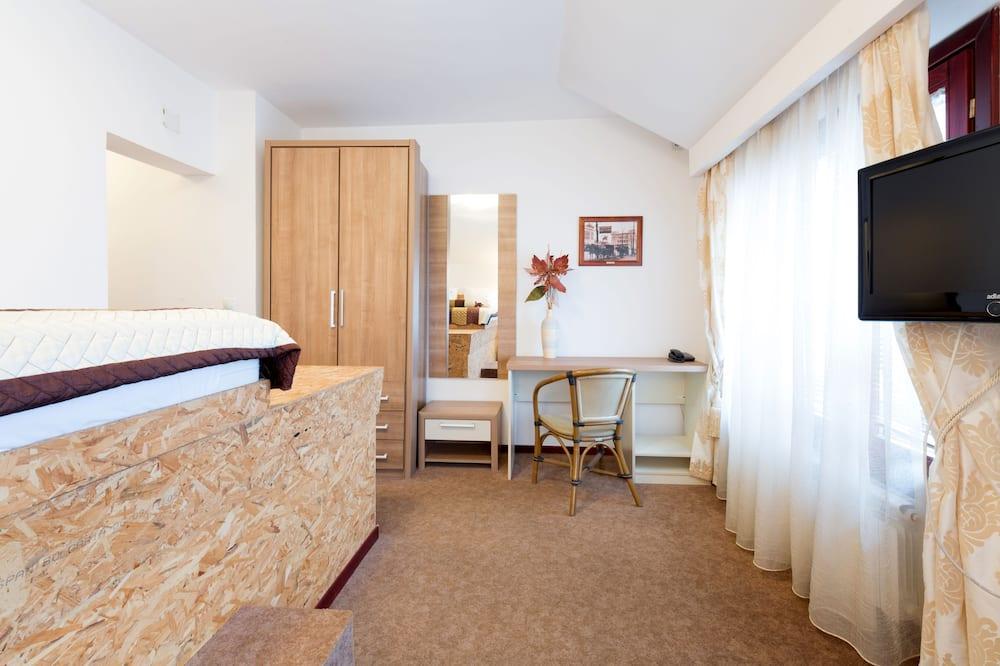 Economy-Doppelzimmer - Wohnbereich