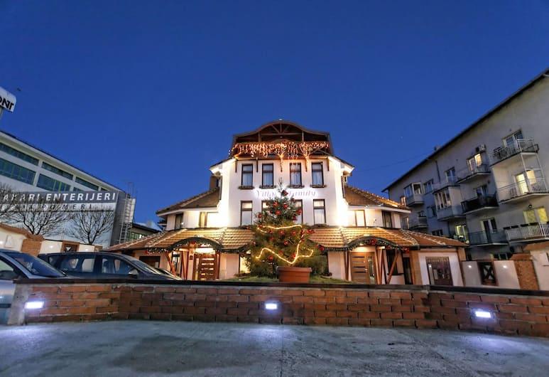 Garni Hotel Villa Family, Belgrad, Außenbereich