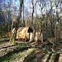 Broomhills Farm River Eco Pods