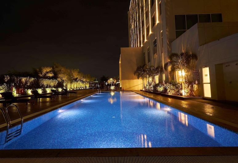 Mercure Chennai Sriperumbudur Hotel, Sriperumbudur, Piscina