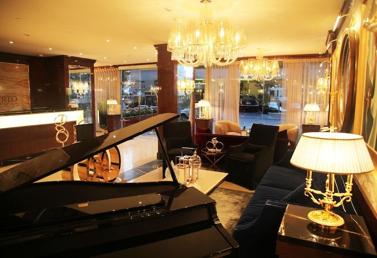 Grand Concerto Hotel, Бейрут, Реєстрація