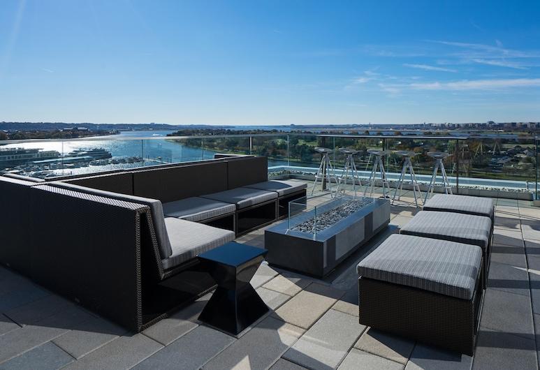 Canopy by Hilton Washington DC The Wharf, Washington, Terrace/Patio