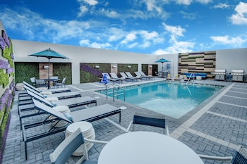 A(z) TownePlace Suites by Marriott Miami Airport hotel fényképe itt: Miami