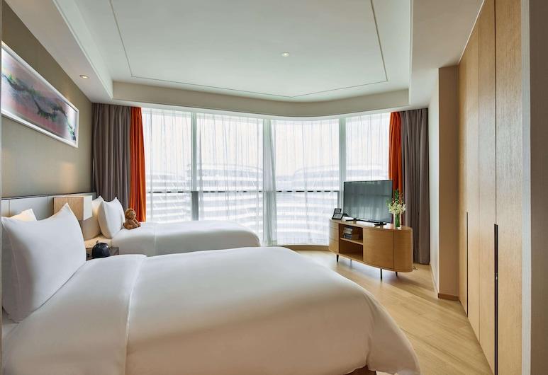 프리무스 레지던스 상하이 홍차오, 상하이, 객실에서 보이는 전망