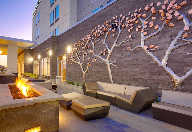 SpringHill Suites by Marriott Idaho Falls, Idaho Falls, Courtyard