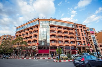 Picture of Les Ambassadeurs Appart Hotel in Marrakech