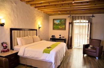 케레타로의 호텔 부티크 라 카사 데 로스 도스 레오네스 사진