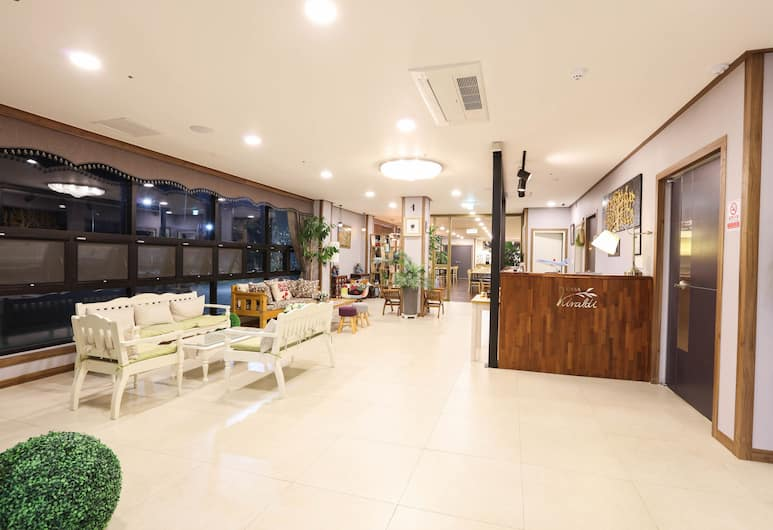 韋瓦第之家飯店, 西歸浦, 大廳休息區