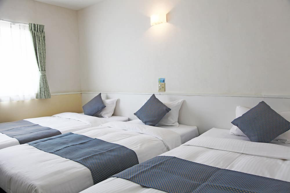 Habitación triple, para no fumadores - Vista de la habitación