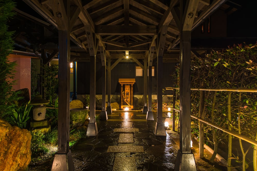 Traditional Room, Annex Building (Superior Japanese Style) - Teres/Laman Dalam