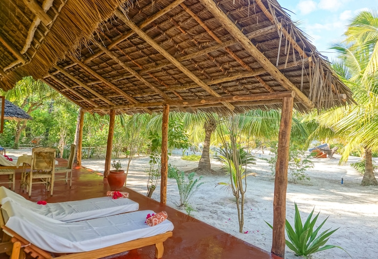 Ifa Beach Resort, Jambiani, Family bangalo, vaade aeda, Tuba