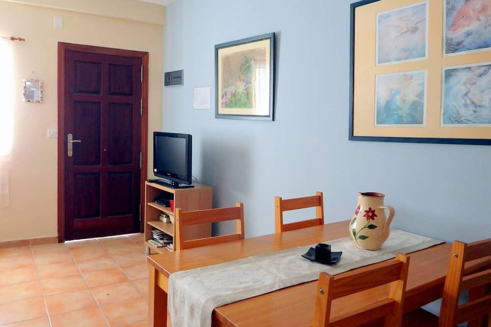Hus - 1 soveværelse - havudsigt - Stue
