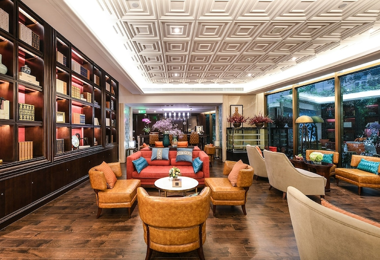 Lestie Hotel Hengshan Road, Shanghai