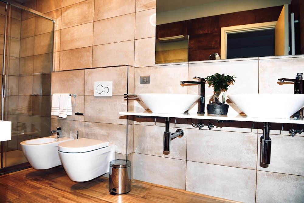 Apartament typu Exclusive Suite - Łazienka
