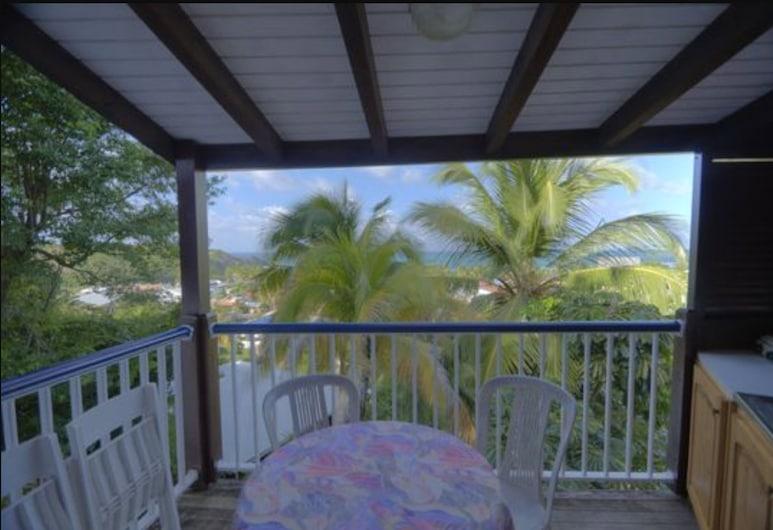 HOTEL LA CARAVELLE, La Trinité, Terrass