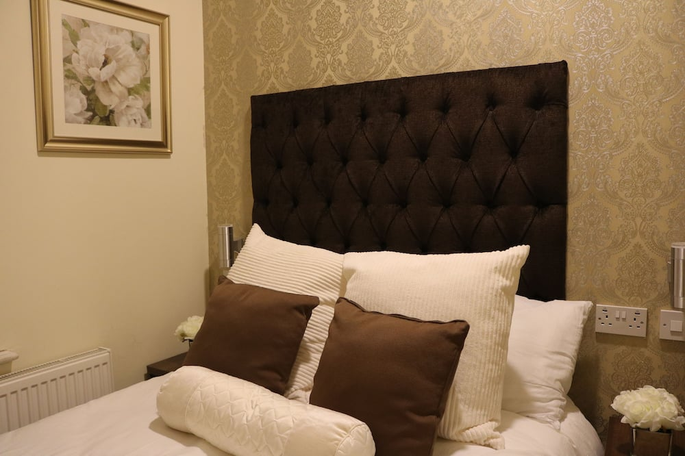 Single Room (single bed) - Guest Room
