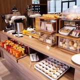 Petit-déjeuner buffet