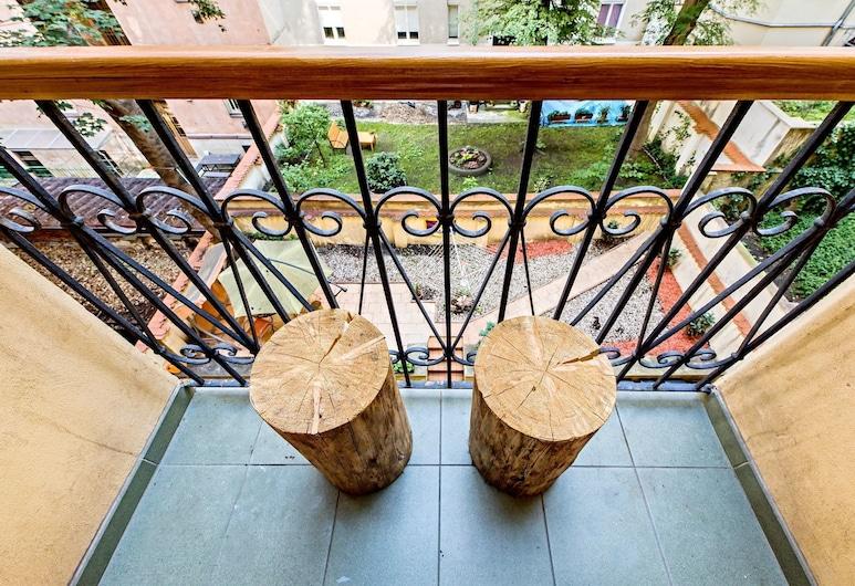 Chill Hill Apartments, Praga, Terraço/pátio