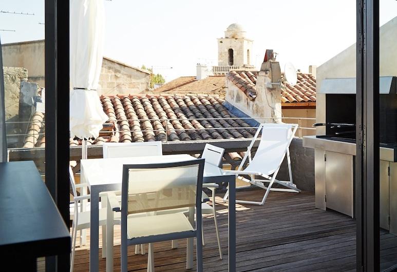 La Résidence - Arles, Arles, Lägenhet - terrass, Terrass