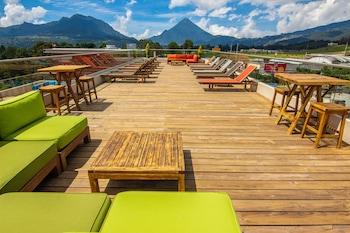 Quetzaltenango — zdjęcie hotelu Latam Hotel Plaza Pradera Quetzaltenango