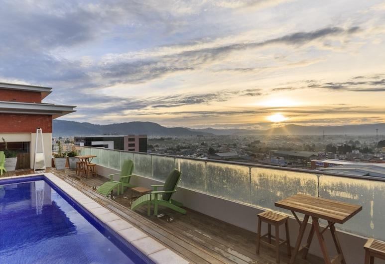 Latam Hotel Plaza Pradera Quetzaltenango, Quetzaltenango, Rooftop Pool