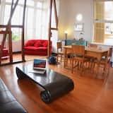 Panoramic-Apartment, 1 Schlafzimmer, Terrasse, Buchtblick (OXF5) - Profilbild
