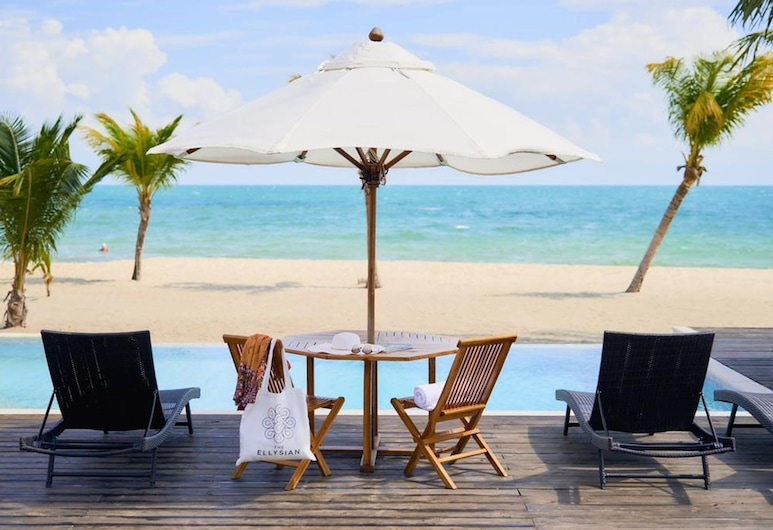 The Ellysian Boutique Hotel, Placencia, Outdoor Pool