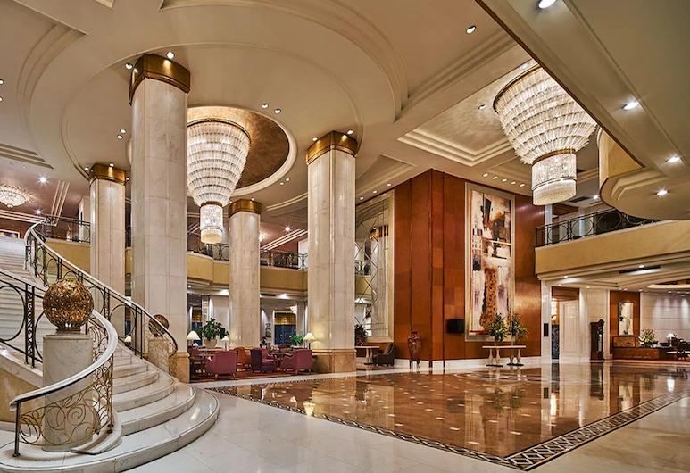 虹橋錦江大酒店 (原虹橋喜來登上海太平洋大飯店), 上海市, 豪華大床房, 客房