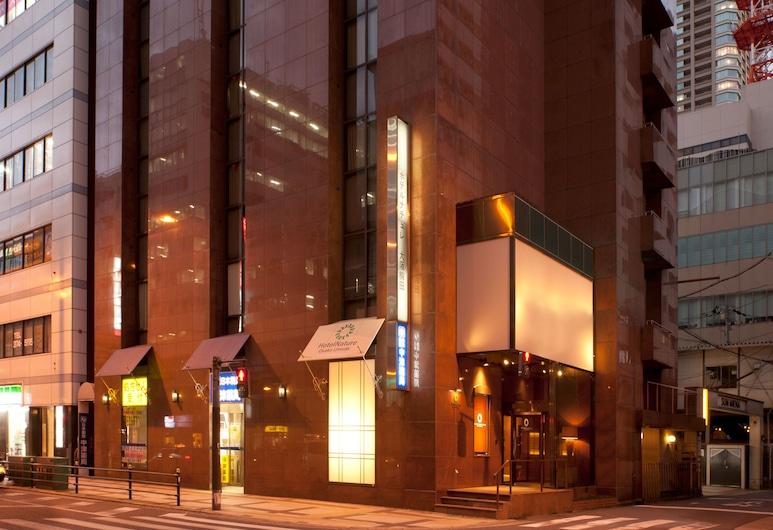 ホテルナチュレ大阪梅田 紀州鉄道グループ, 大阪市, 外装