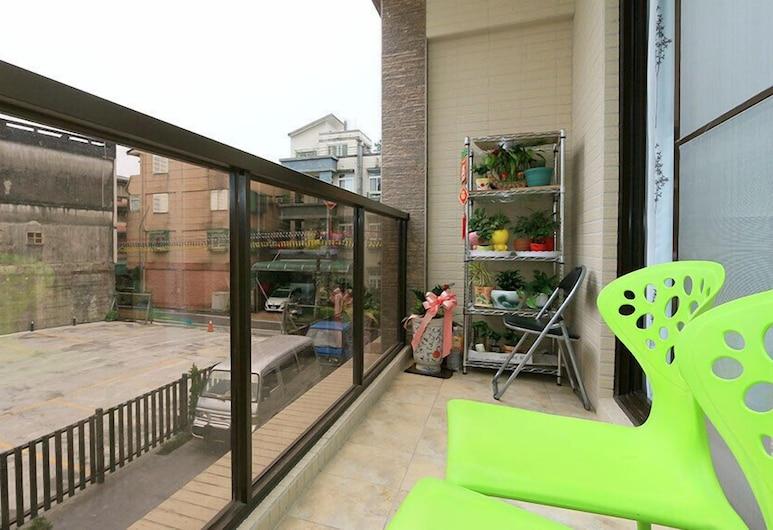 幸運星民宿, 羅東鎮, A2六人房, 陽台