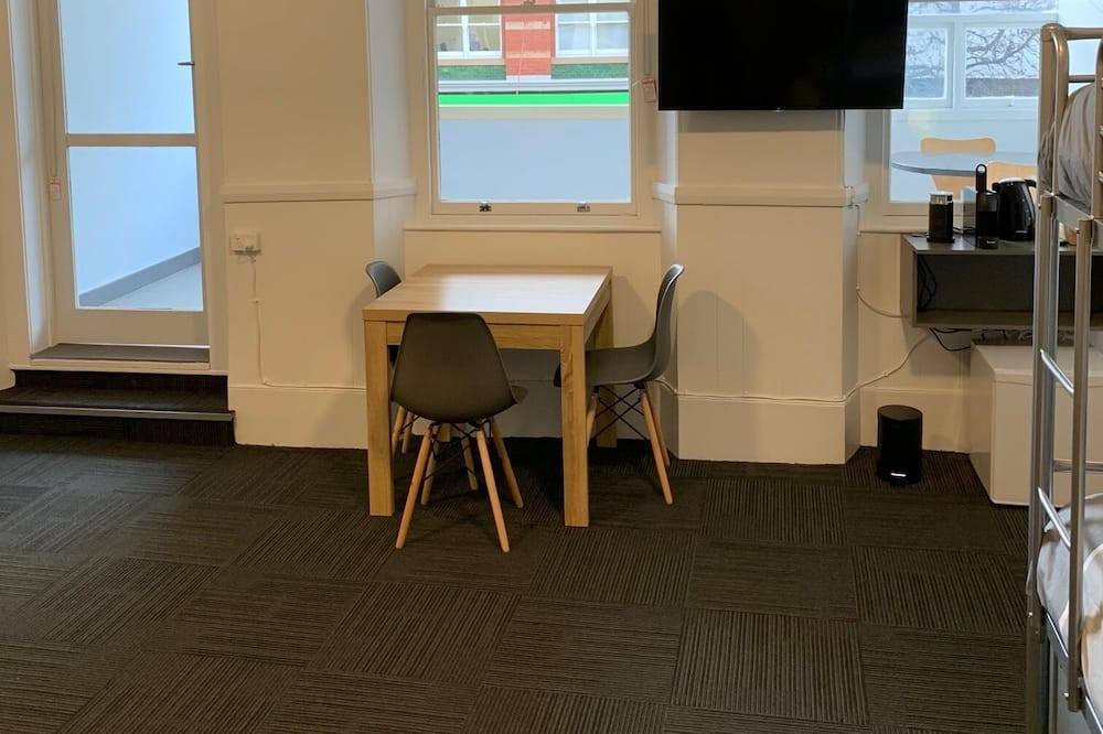 Studio 1 - Living Area