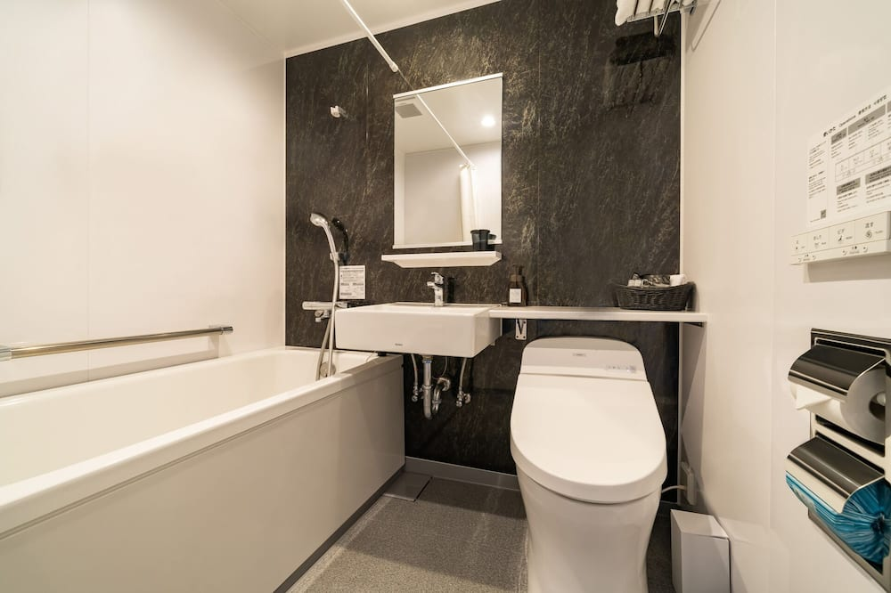 Superior-enkeltværelse - ikke-ryger (East) - Badeværelse