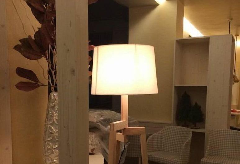 Hotel Centrale, Auronzo di Cadore, Hotellet innvendig