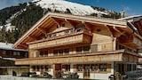 hôtel Gsteig, Suisse