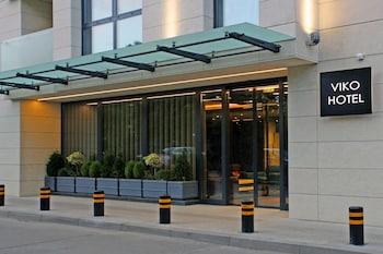 Sofia — zdjęcie hotelu VIKO Boutique Apart Hotel
