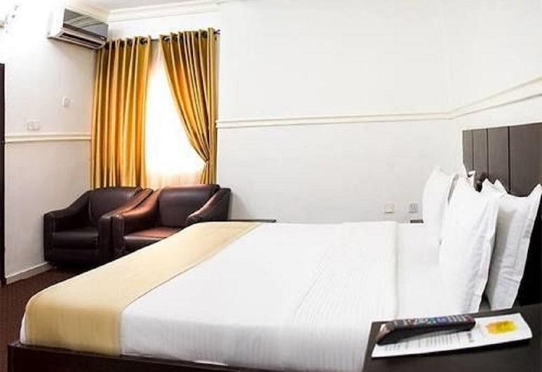 Bjorne Suites, Abuja, Izba typu Superior, Hosťovská izba