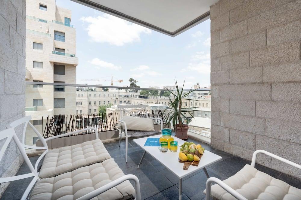 Apartamento, 2 Quartos (Agan 12) - Varanda