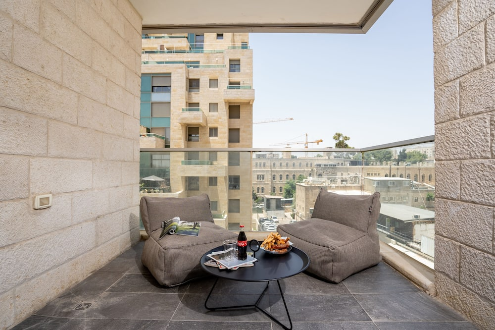 Apartment Agan VI - Varanda