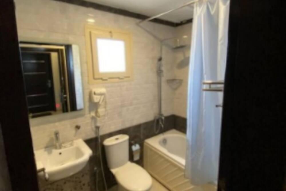 Suite junior - Lavabo en el baño