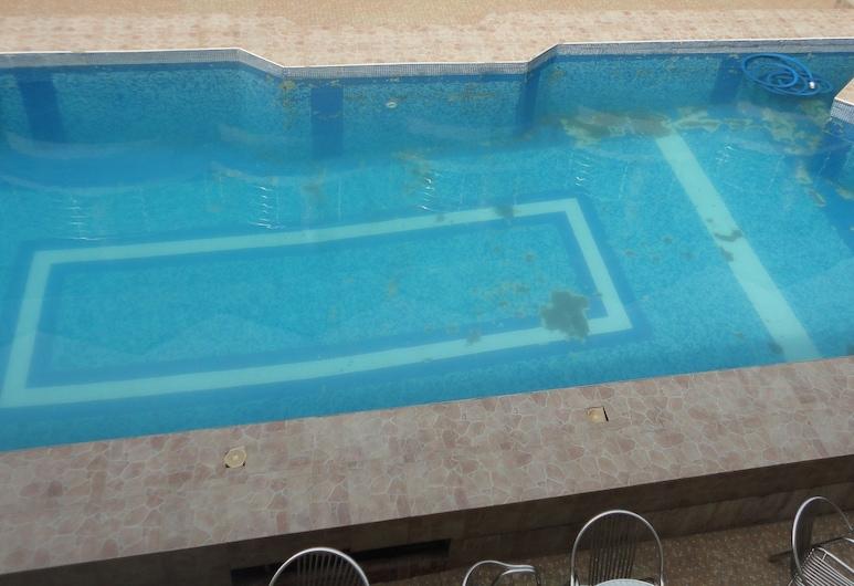 Dayspring Hotel 1, Abuja, Відкритий басейн
