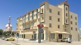 Bild vom zaki hotel apartments in Sur