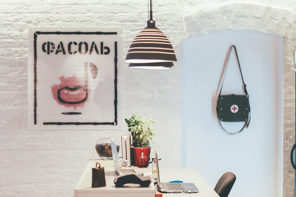 Fasol Hostel, Moscow