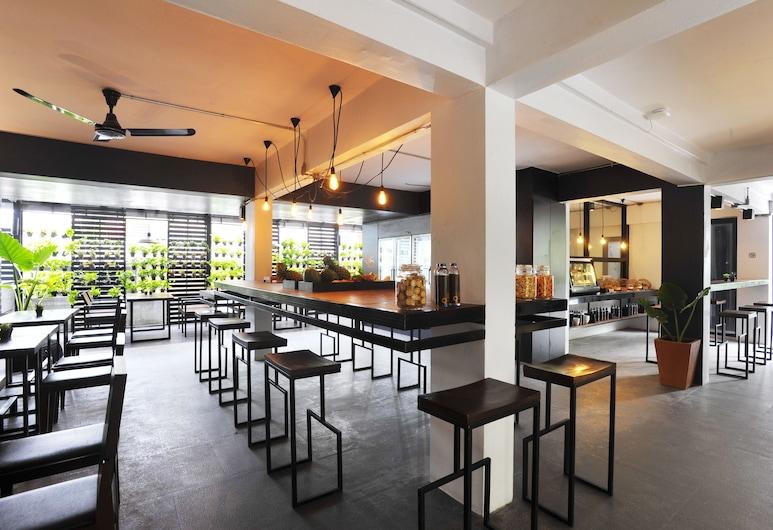9.5 Hotel, Chiang Mai, Lobby Sitting Area