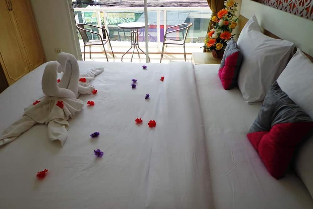 Standard Double Room - חדר אורחים