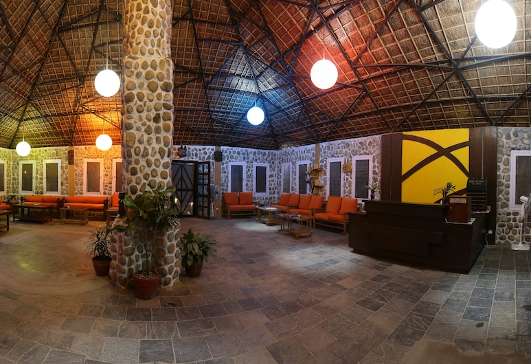 Jungle Villa Resort, Bharatpur, Lobby